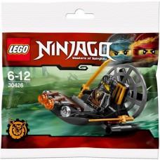 LEGO 30426 Ninjago Stealthy Swamp Airboat