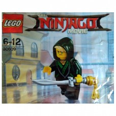 LEGO 30609 Ninjago Movie Lloyd Minifiguur exclusief
