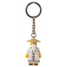 LEGO 5004915 Ninjago Master Wu Sleutelhanger
