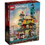 LEGO 71741 NINJAGO® stadstuinen