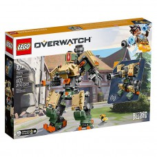 LEGO 75974 Overwatch Bastion