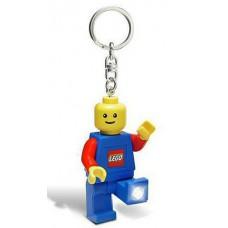LEGO 12853 Blauw Lego Poppetje Sleutelhanger