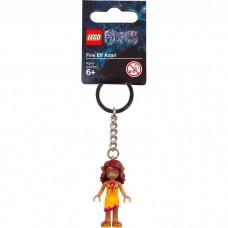 LEGO 853560 Elves Azari the Fire Elf Key Chain Sleutelhanger
