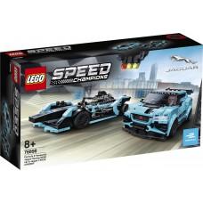 LEGO 76898 Formula E Panasonic Jaquar Racing