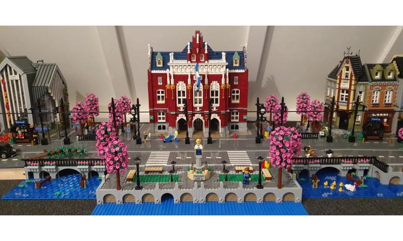 LEGO zicht