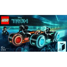 LEGO 21314 TRON: Legacy Lightcycle