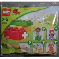 LEGO 30063 Duplo Vet polybag