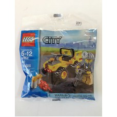 LEGO 30152 Mining Quad polybag