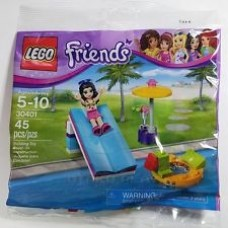 LEGO 30401 Pool Foam Slide polybag
