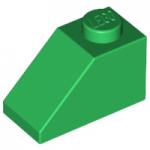 LEGO 3040 Green Slope 45 2 x 1