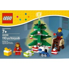 LEGO 40058 Decorating the Tree polybag