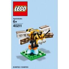 LEGO 40211 Monthly Mini Model Build Set - 2016 04 April, Bee