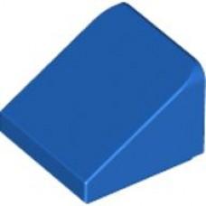 LEGO blue 54200 Slope 30 1 x 1 x 2/3