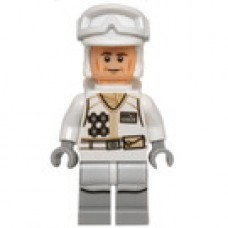 LEGO 75097 Advent Calendar 2015, Star Wars (Day 17) - Hoth Rebel Trooper 75097-18