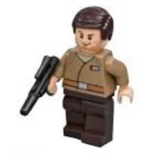 LEGO 75184 sw876 Advent Calendar 2017, Star Wars (Day 5) - Resistance Officer 75184-6
