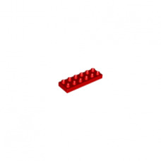 LEGO 98233 Red Duplo, Plate 2 x 6