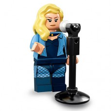 LEGO 71020 Coltlbm2-19 Black Canary - Complete Set