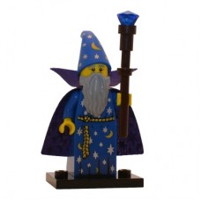 LEGO 71007 col12-1 Wizard - Complete Set