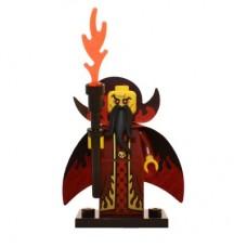 LEGO 71008 Col13-10 Evil Wizard - Complete Set