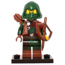 LEGO 71013 Col16-11 Rogue - Complete Set