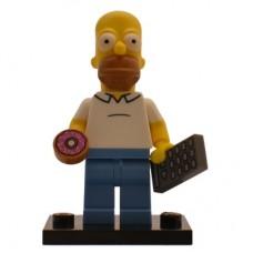 LEGO 71005 Colsim-1 Homer Simpson - Complete Set
