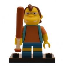 LEGO 71005 Colsim-12 Nelson Muntz - Complete Set