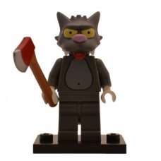 LEGO 71005 Colsim-14 Scratchy - Complete Set
