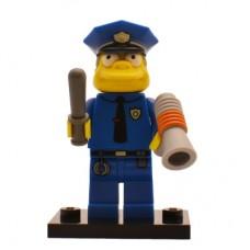 LEGO 71005 Colsim-15 Chief Wiggum - Complete Set