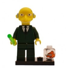 LEGO 71005 Colsim-16 Mr. Burns - Complete Set