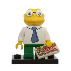 LEGO 71009 Colsim2-10 Hans Moleman - Complete Set