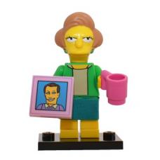 LEGO 71009 Colsim2-14 Edna Krabappel - Complete Set