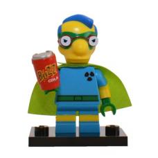 LEGO 71009 Colsim2-6 Milhouse as Fallout Boy - Complete Set