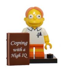 LEGO 71009 Colsim2-8 Martin Prince - Complete Set