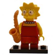 LEGO 71005 Colsim-4 Lisa Simpson - Complete Set