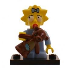 LEGO 71005 Colsim-5 Maggie Simpson - Complete Set