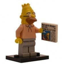 LEGO 71005 Colsim-6 Grandpa Simpson - Complete Set