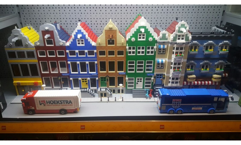 LEGO Zaanse Schans