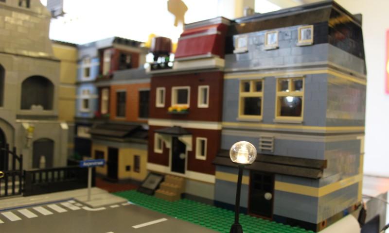 LEGO Zaanse Huisjes