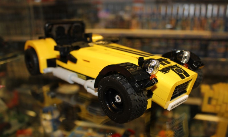 LEGO project sportswagon