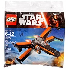 LEGO 30278 Mini Poe's X-Wing Fighter Polybag