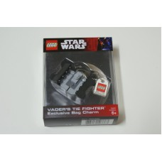 LEGO 4520686 Star Wars Vader's TIE Fighter Key Chain Exclusive Bag Charm 852115