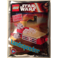 LEGO 911608 mini Star Wars Landspeeder foil pack Episode 4/5/6
