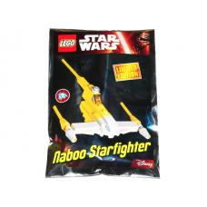 LEGO 911609 Naboo Starfighter foil pack Star Wars Mini: Star Wars Episode 1