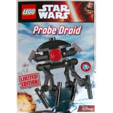LEGO 911610 Star Wars Probe Droid foil pack Mini Build Episode 4/5/6: 911610-1