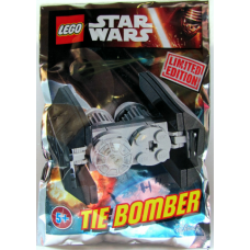 LEGO 911613 Tie Bomber foil pack Mini Build Star Wars Episode 4/5/6: 911613-1