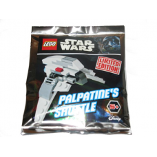 LEGO 911617 Star Wars Palpatine's Shuttle Limited Edition Mini Build 911617-1 Episode 4/5/6: