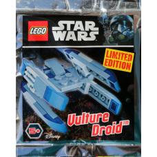 LEGO 411-911723 Vulture Droid foil pack Star Wars Episode 3