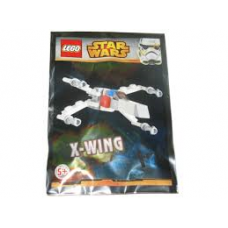 LEGO Star Wars X-wing Micro foil pack Swmagpromo-1 Mini  Star Wars Episode 4/5/6
