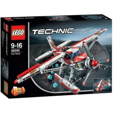 LEGO 42040 Technics Brandblus Vliegtuig