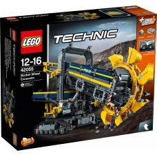 LEGO 42055 Emmerwiel graafmachine